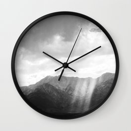 Ladder to Heaven Wall Clock