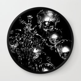 Chandelier Wall Clock
