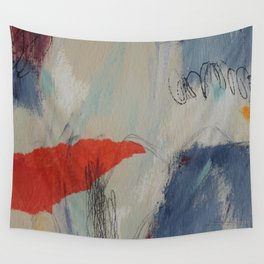 Pencil Me In Wall Tapestry