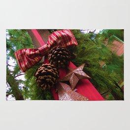 Christmastime Decor Rug