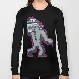 Bringin' the boom Long Sleeve T-shirt