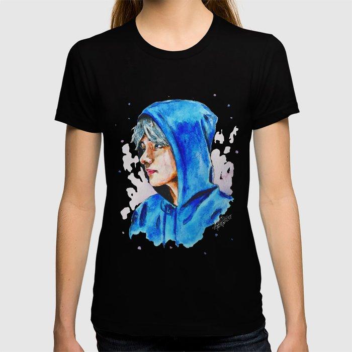 Taehyung watercolor BTS T-shirt