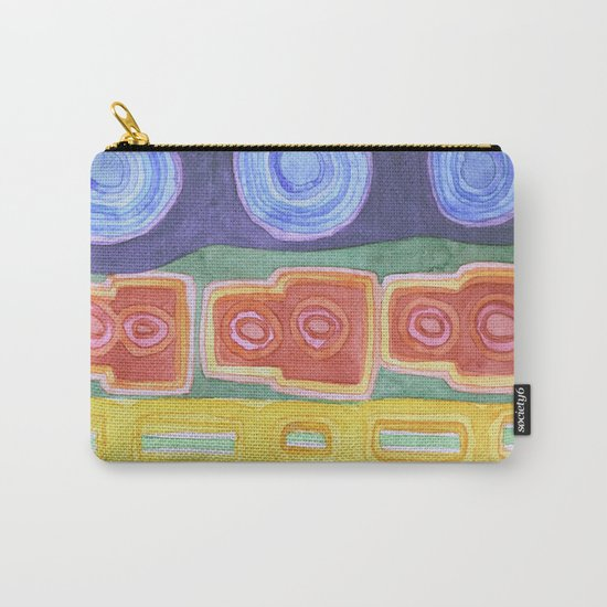 Some Sound Sculptures Carry-All Pouch