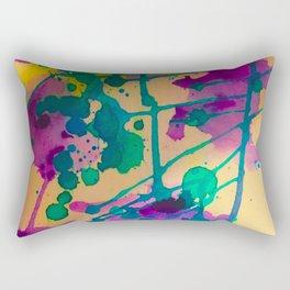 Ink Goddess Rectangular Pillow