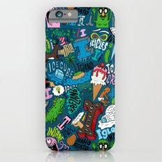 I Pattern iPhone 6s Slim Case