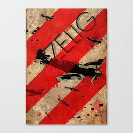 Zelig Band Canvas Print