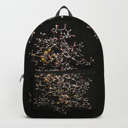 Atoms of Science Photograph Backpack