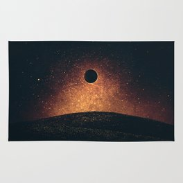 Moon Eclipse Rug