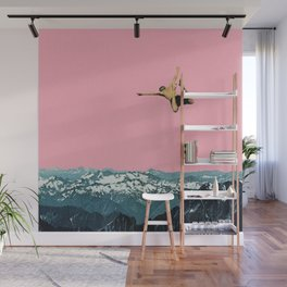 Higher Than Mountains Wall Mural