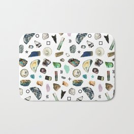 ROCK COLLECTION by Beth Hoeckel Bath Mat