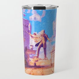 Columbia - The City in the Sky Travel Mug