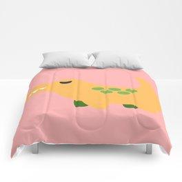 Sassy Cute Crocodile Comforters