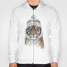 Siberian tiger Hoody