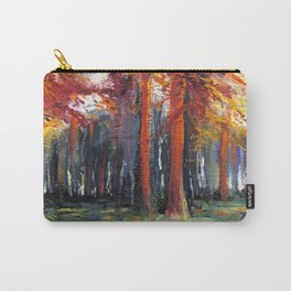 Shuddering Woods Carry-All Pouch