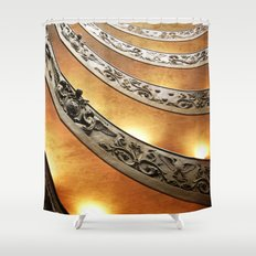 Vatican Museums Shower Curtain