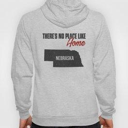 No place like home - Nebraska Hoody