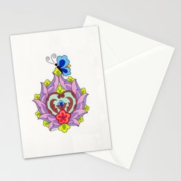 Orient Art Stationery Cards