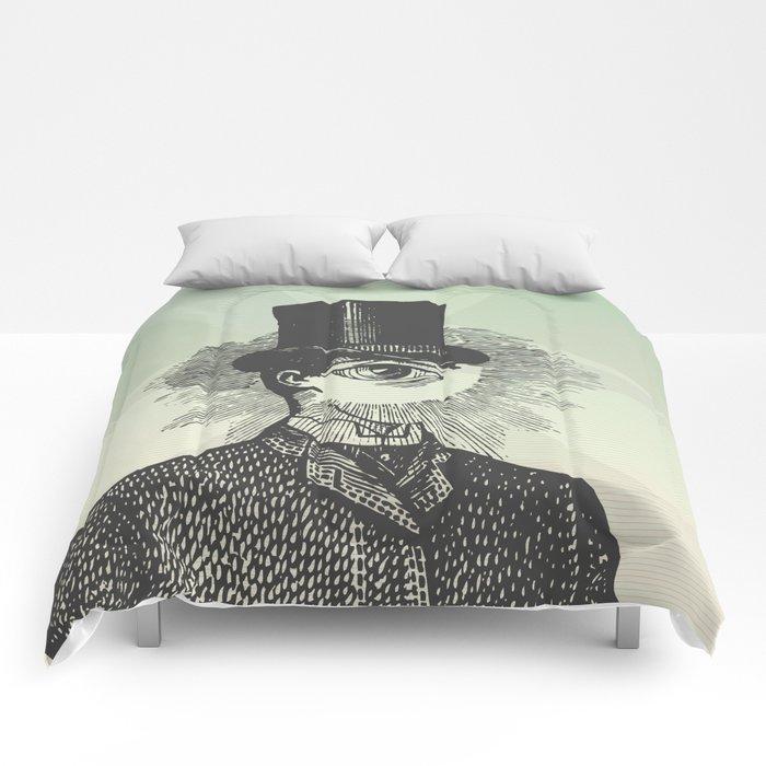 Eyeliner Comforters