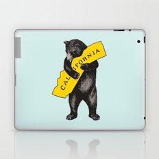 Vintage California Bear Laptop & iPad Skin