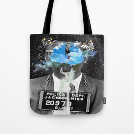 Future Thought Tote Bag