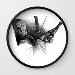 Swashbuckle Dom Wall Clock
