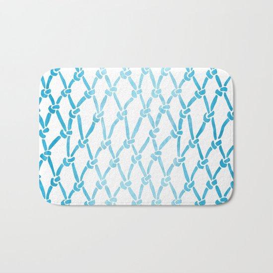 Net Water Bath Mat