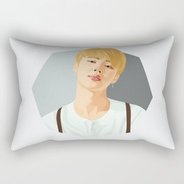 Jimin Rectangular Pillow