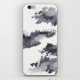 clouds_november iPhone Skin