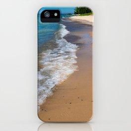 Lake_Michigan Beach, Charlevoix - II iPhone Case