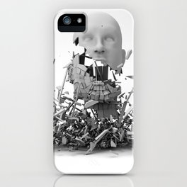 Falling Apart iPhone Case