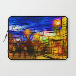 Fairground Laptop Sleeve