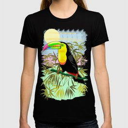 Toucan Wild Bird from Amazon Rainforest T-shirt