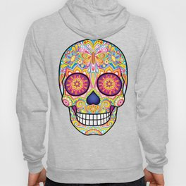 Sugar Skull Art (Mariposa) Hoody
