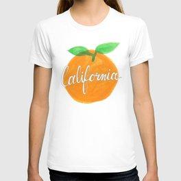California Orange T-shirt