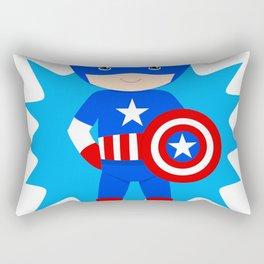 Superhero Rectangular Pillow