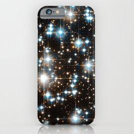 Hubble Space Telescope - Hubble Space Telescope Image of Globular Cluster NGC 6397 iPhone Case
