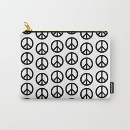 Peace Out Carry-All Pouch