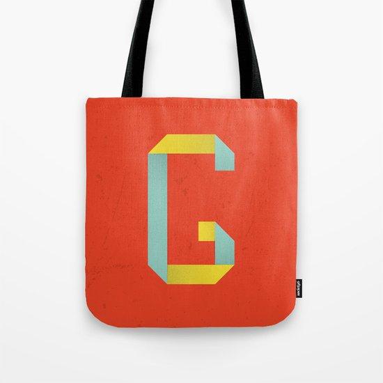G 001 Tote Bag