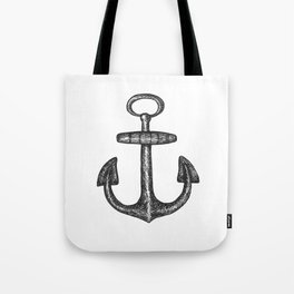 Anchored Tote Bag