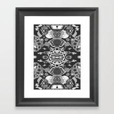 Aphelion Framed Art Print