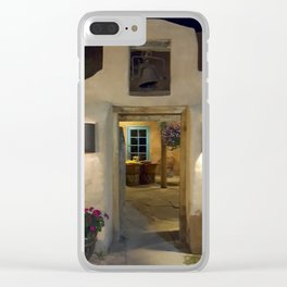 Enchanted Evening in New Mexico Clear iPhone Case