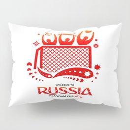Russia - FIFA World CUP 2018 - Model 3 Pillow Sham