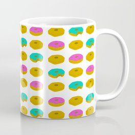 Donuts Coffee Mug