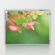 Pink Hydrangea II Laptop & iPad Skin