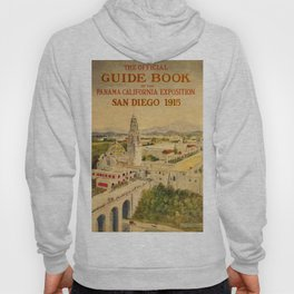1915 Panama–California Exposition Hoody