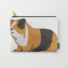 Guinea Pig Illustration Carry-All Pouch