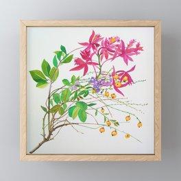 Botanical Bunch Framed Mini Art Print
