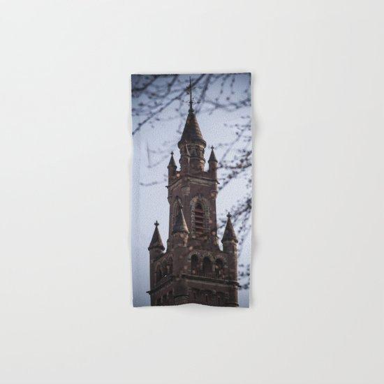 Fairy Tale Tower Hand & Bath Towel