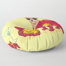 Chihuahua - Iron Man Floor Pillow