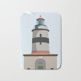 The lighthouse of Falsterbo Bath Mat